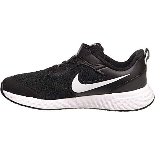 chollos oferta descuentos barato Nike Revolution 5 Running Shoe Black White Anthracite 35 EU