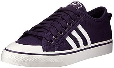adidas Australia Women's Nizza Trainers, Legend Purple/Footwear White/Crystal White, 5 US