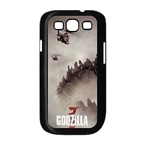 Godzilla 2014 Samsung Galaxy S3 9300 Cell Phone Case Black DIY Gift xxy002_5035261