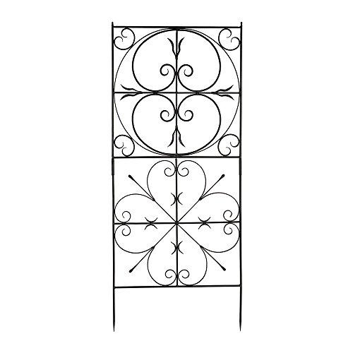 Achla Designs AldrichWrought Iron Garden Trellis by Achla