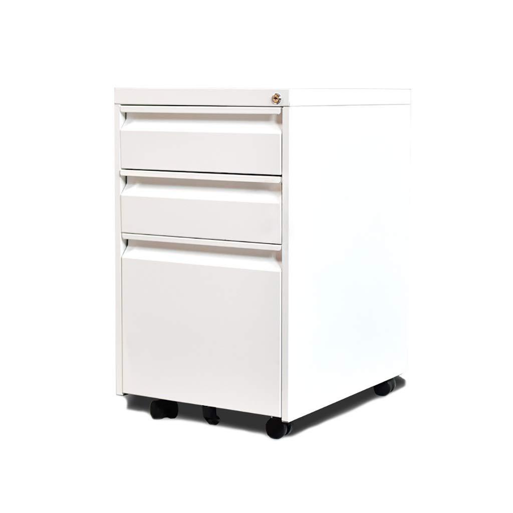 File Cabinet, Desktop Extended Drawer Office Organizer (Steel Plate) 405062CM (Color : B)