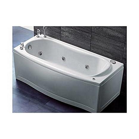 Ideal Standard - Vasca Quanta Vai Dx 170 Hyg S/Rub.: Amazon.it: Fai ...
