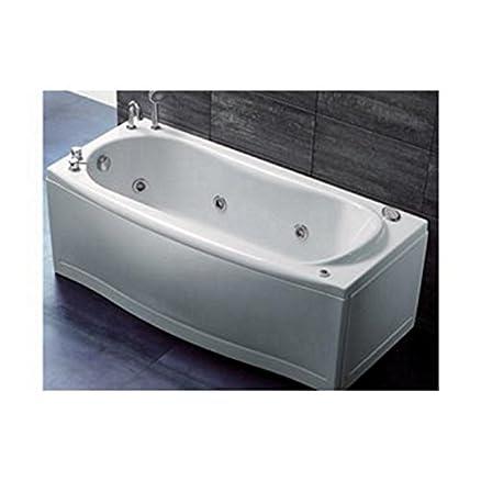 Ideal Standard - Vasca Quanta Vai Dx 170 Hyg S/Rub.: Amazon.it ...