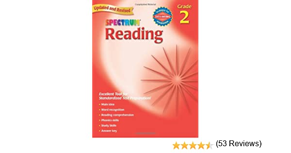 Reading, Grade 2 (Spectrum): Spectrum: 0087577915623: Amazon.com ...