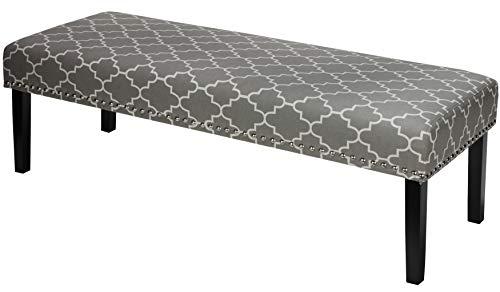 Cortesi Home Farrah Bed Bench