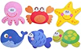 YChoice Educational Puzzle Kids Creative Wooden Learning Puzzle Early Learning Toy Fantastic Gifts Kids(Mermaid