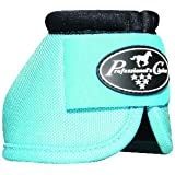 Ballistic Overeach Boots - Pair in Turquoise