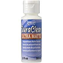 DecoArt Americana DuraClear Varnishes, 2-Ounce, Ultra Matte
