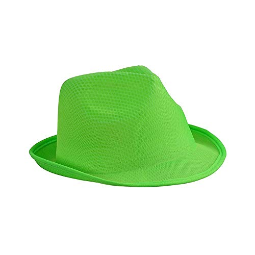 Myrtle Beach Adults Unisex Hat (One Size) (Lime Green) ()