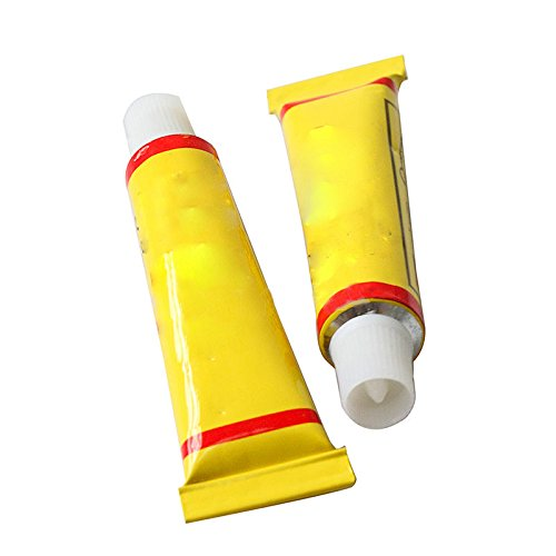 (ADSRO Bike Glue Bicycle sealant Cement Tubular Glue Inner Tube Repair 2pcs)