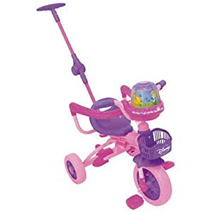 Amazon Com Disney Princess Fold N Go Trike Folding