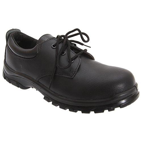 De Noir Chaussures Sécurité Homme Grafters BqaHZa