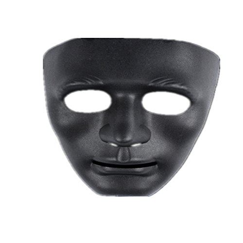 Halloween Masquerade Horror Makeup Costumes Face Mask #5 - Couples Costumes Purge