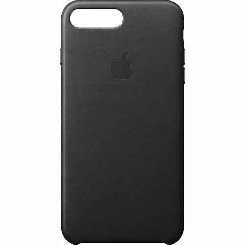 Apple iPhone 7 Plus Leather Case (Black) MMYJ2ZM/A