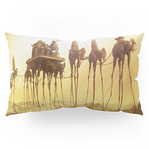 Society6 -Caravan Dali- Pillow Sham King (20'' x 36'') Set of 2 by Society6