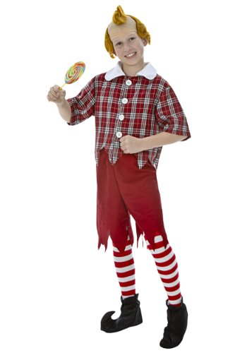 Big Boys' Red Munchkin Costume Large (12-14) for $<!--$39.99-->