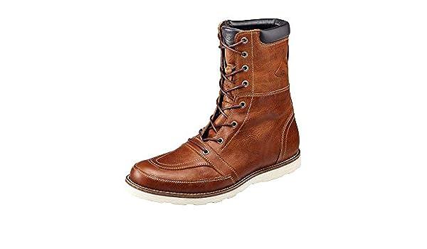 b86df6ee94f Amazon.com: Triumph Stoke Tan Boot MBTS17316 (42): Automotive