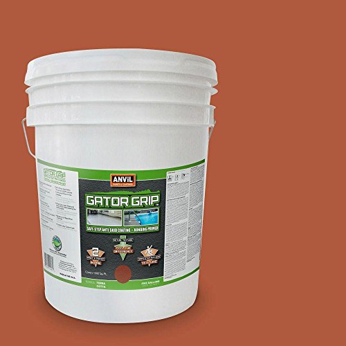 anvil-gator-grip-anti-slip-floor-coating-bonding-primer-in-one-terra-cotta-5-gallon