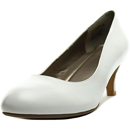 Toe Pump Spirit Le Easy Pump White High Women's Peep Ankle BgxTRn