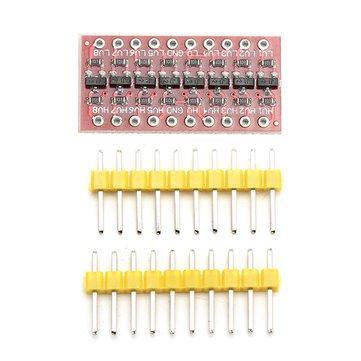 Arduino Compatible SCM & DIY Kits Module Board - 8 Channel Logic Level Translator Converter Bi-Directional Module -1 x 8 Channel Logic Level Translator (Translator Board)