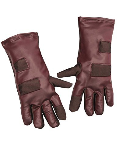 Baby Star Lord Costume (Guardians of the Galaxy Big Boys' Costume Accessory, Star-Lord Gloves)