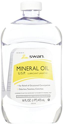 (Swan Mineral Oil 16 oz)