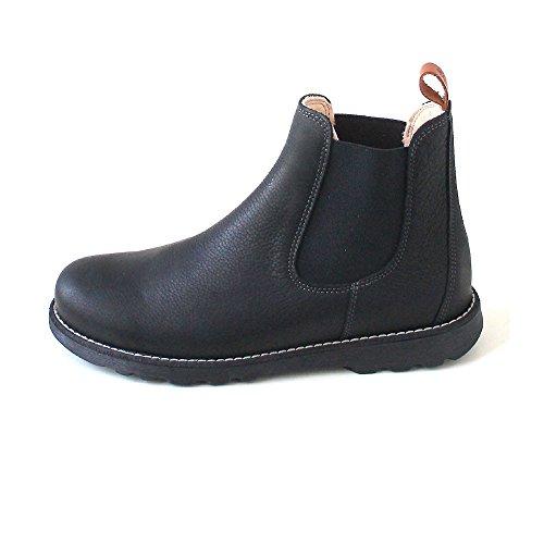 Kavat Damen Bodås Chelsea Boots Schwarz (Black)