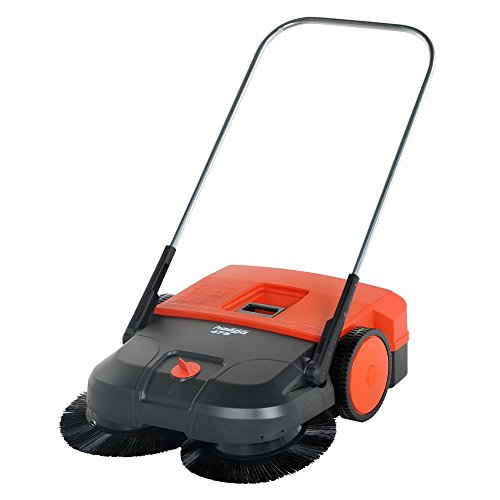 "Haaga 475 Manual Triple Brush Sweeper, 30"" Width"
