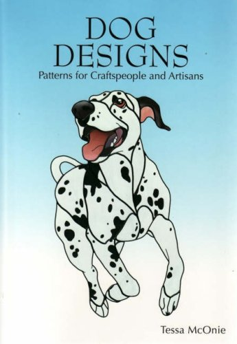 Dog Designs: Patterns for Craftspeople and Artisans - Glass Stained Animals