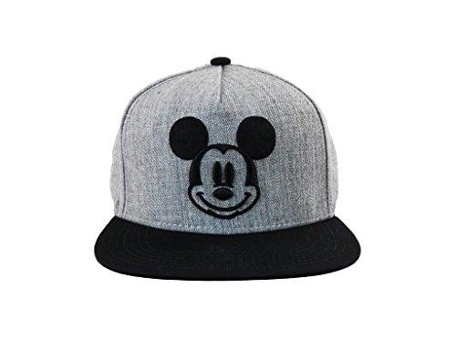 Disney Adults Mickey Smiley Snapback