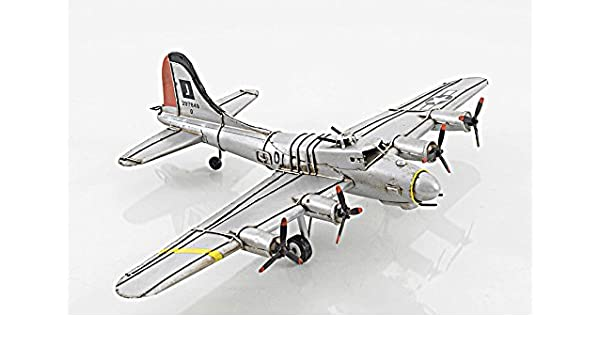 47db2904f0a Amazon.com   B-17 Flying Fortress Bomber Metal Desk Model 12