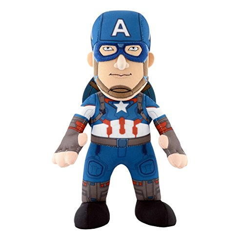 Bleacher Creatures Marvel's Avenger's 2 Age of Ultron Captain America 10' Plush Figure