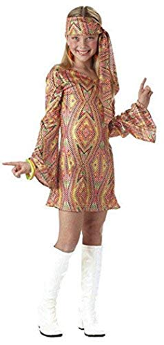 Adult Dolly Disco - Kids 70s Disco Dolly Costume