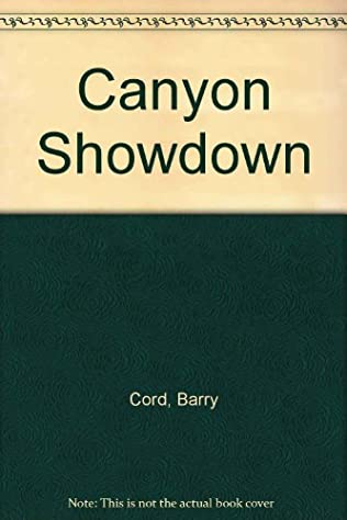 book cover of Canyon Showdown