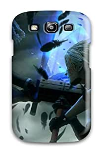 Special JeffreySCovey Skin Case Cover For Galaxy S3, Popular Final Fantasy Phone Case