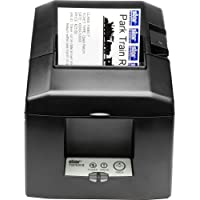 Star Micronics 39449590 Model TSP654IID-24 GRY US Thermal Printer, Cutter, Serial, External Power Supply, Gray