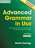 Advanced Grammar in Use with Answers: A Self-Study