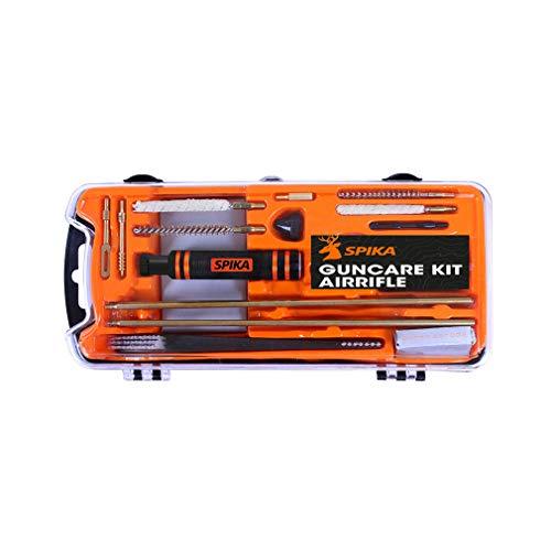 - SPIKA Compact Airgun Cleaning Kit .177 Cal & .22 Cal