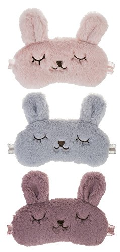 Springtime Pals (Ganz Springtime Pals Bedtime Bunnies Eye Masks - Set of 3)
