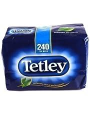 Tetley Zwarte thee 3x 240 zakje 2250g - Originele Engelse versie