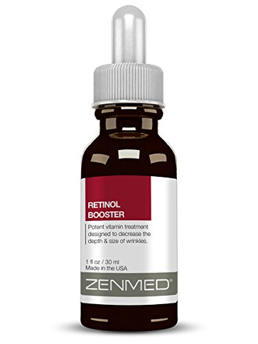 ZENMED Retinol Booster Treatment Designed product image