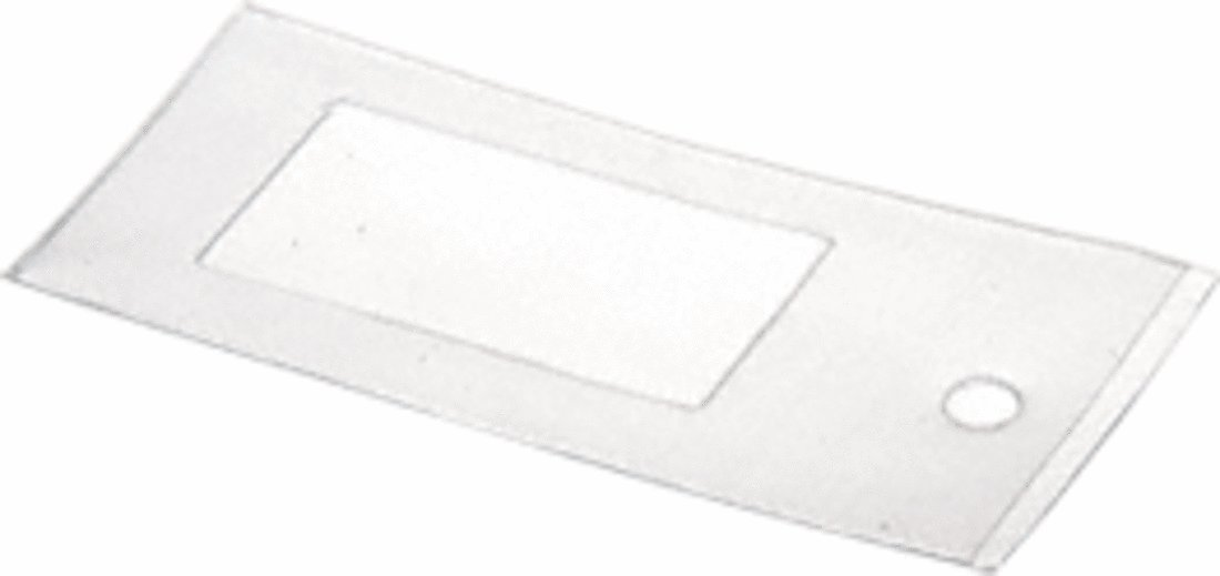 CRL Blank Sleeve to Hold Individual Color Chips