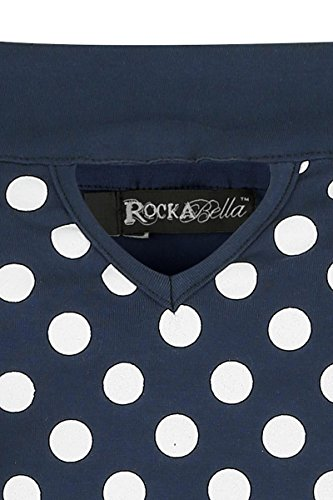 Rockabella Kim Dress Vestido Azul Azul