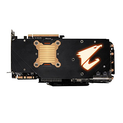Gigabyte AORUS GeForce GTX 1080 Ti Xtreme Edition 11GB Graphic Cards GV-N108TAORUS X-11GD by Gigabyte (Image #3)