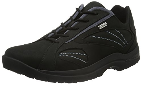 Hartjes Fitness Walking Scarpe Indoor Unisex-adulto Nere (nero / Jeans 1/23)