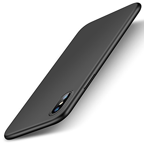 iphone x case iphone 10 case vanmass ultra thin slim fit. Black Bedroom Furniture Sets. Home Design Ideas