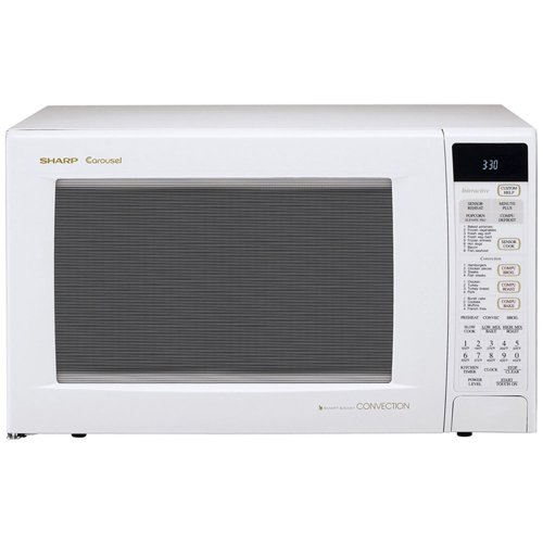 R 930AW 2 Cubic 900 Watt Convection Microwave