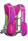 SMTD Camping Climbing Cycling Marathoner Race Treking Running Hiking Hunting Fishing Backpacks Hydration Packs Rose For Sale