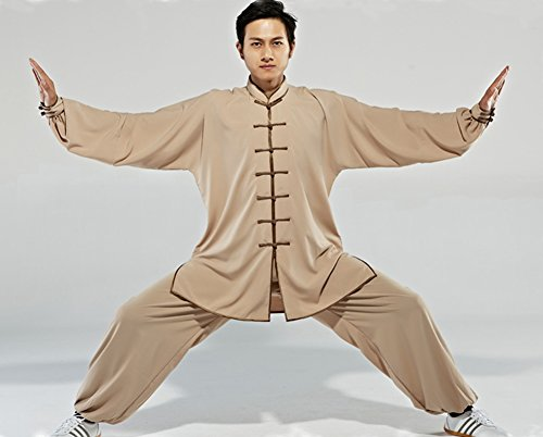 Chinese Kungfu Men & Women Taichi Uniform 4 Colors