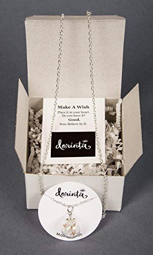 - Remember Making a Wish on a Dandelion? Seed Wishes in Hand Blown Glass Pendant Wish Necklace. Gift box and Quote. Best Friends Daughters Sisters Military Brats Moms by Dorinta